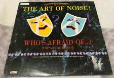 The Art Of Noise Whos Afraid Of...! Record 90179-1