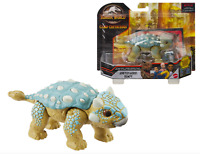 Ankylosaurus Bumpy Action Figure Jurassic World 2020 Camp Cretaceous Netflix