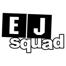 EJ Squad Sticker Decal Civic EJ1 EJ2 EJ6 EJ8 EJ9