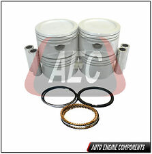Piston & Ring Set Fits GM Chevy Joy Monza Corsa 1.6 L  SOHC - SIZE 040