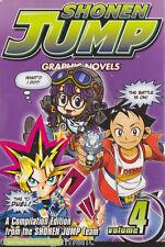 Shonen Jump The Compilation Edition Vol 4 Spring/Summer 2005 Graphic Novel