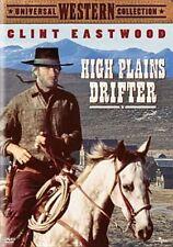 High Plains Drifter 0025192015229 With Clint Eastwood DVD Region 1