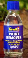 (100 ml=€ 6,99) Revell Paint Remover 100 ml, neu, Modellbau Lackentferner