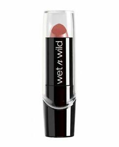 Wet n Wild Silk Finish Lipstick - Dark Pink Frost (530D)