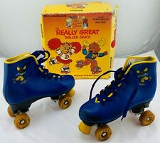 1985 The Get Along Gang Really Great Roller Skates Gently Used Size 3 FREE SHIP