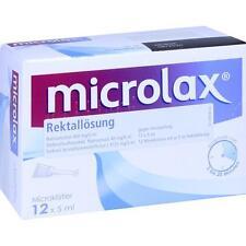 MICROLAX Lavements 12x5 ml PZN10004832
