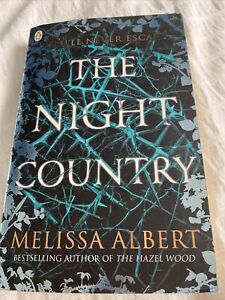 The Night Country, Melissa Albert, Fiction, Paperback,