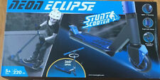 Brand New!Yvolution Neon Eclipse Stunt Scooter- Blue