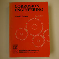 Corrosion Engineering - Mars G. Fontana Paperback Book