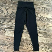 Tea You Womens BodyCon Yoga Fitness Leggings Black Size XS NWT