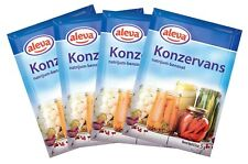 4 Packs aleva Konzervans, Preservative (sodium benzoate) 4x5g