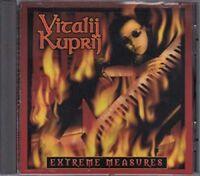 Vitalij Kuprij - Extreme Measures [CD]