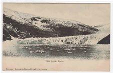 Taku Glacier Alaska 1907c postcard