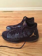Air Jordan Melo XIII Purple Dynasty Metallic Silver Men's Basketball Shoes 12