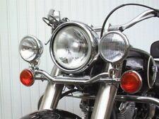 Fehling Lampenhalter Zusatzscheinwerfer für Yamaha XV1600 Wild Star (VP08) 99-04