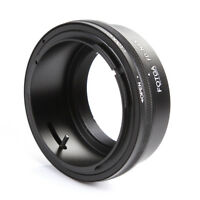 For Canon FD Lens To Sony NEX-7 6 A6300 A6500 A7 A7S A7R II III E-Mount Adapter