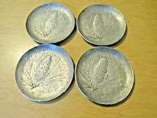 Wendell August Forge Handmade 4 Single Pine 4 Inch Coaster or Plate #5