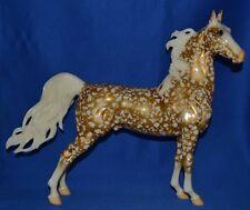 Breyer~2005~JAH~30th Anniv~Gold Florentine American Saddlebred Stallion~LT 750!
