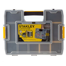 Stanley STA197483 Sortmaster Junior Organiser Tool Box Seal Tight 1-97-483 New
