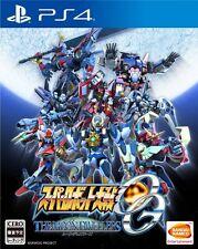 USED PS4 Super Robot Wars OG Moon Deyuerazu Japan Import Games