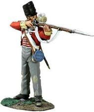 W. Britain, Napoleonic 44th Foot Regiment Battalion Company Standing Firing #1