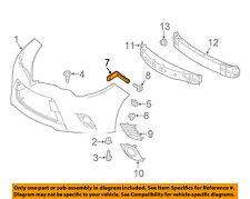 TOYOTA OEM 14-16 Corolla Front Bumper-Side Bracket Left 5211602240