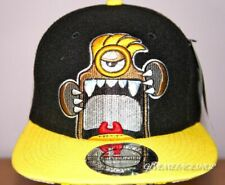 Monster snapback, baseball cap wool affect hip hop street hats  adults & kids