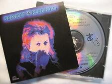 "ALDO NOVA ""SUBJECT"" - CD"