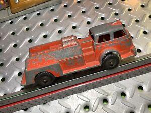 "1950s Hubley Fire Engine 6"" Long"