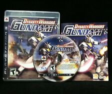 Dynasty Warriors: Gundam  (Sony Playstation 3, 2007)