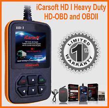 iCarsoft HEAVY DUTY HD I Diagnostic Scan Tool for Caterpillar Kenworth Navistar