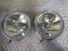 FORD GT FALCON GENUINE HELLA DRIVING LIGHTS SPOTLIGHTS FIT XW XY GTHO NOS PARTS