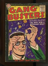 GANG BUSTERS #45 (4.5) THE MAN WITH A THOUSAND KEYS