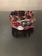 Womens Brazilian Magnetic Beaded Bracelet