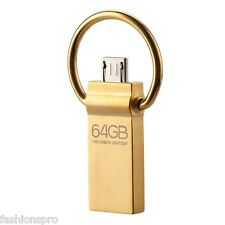 Eaget 2 in 1 OTG USB 3.0 Flash Drive 5GB/s Water Resistant Works with Phone / PC