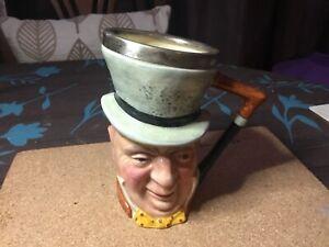 Mr Micawber Character Jug by Lancaster Sandland