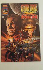Star Trek X-Men Comic Book