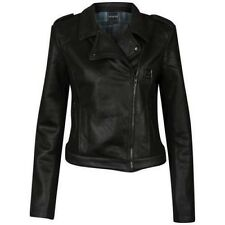 ATTICUS- WOMENS DEATHBED BIKER JACKET X-SMALL (XS NEW) Blink 182 Muse Leather Lk