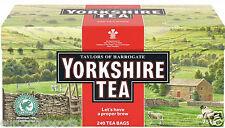 Yorkshire Tea Bags, 240, 750g