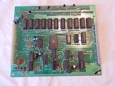 Vintage Heathkit Hero 1 ET-18 Robot Parts - Part No. 85-2768-1 I/O Board  USED