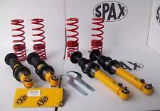 SPAX Gewindefahrwerk Höhe- und Härteverstellbar für ein MAZDA MX5 MK1 - BJ 89-97