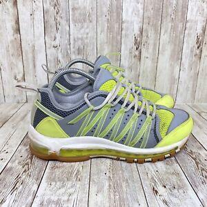 Nike Air Max 97 Clot Haven Volt 2019 OG Neon Men Shoes Size 7 Women Size 8.5