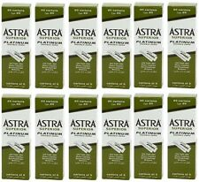 1200 pcs Astra Superior Platinum Double Edge Shaving Razor Blades