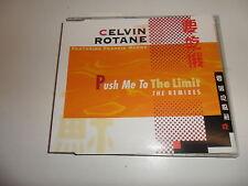 CD CELVIN rotane traete Frankie McCoy – Push Me to the Limit (the Remixe)