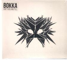 BOKKA - DONT KISS AND TELL CD NEW & SEALED TOP RARE OOP