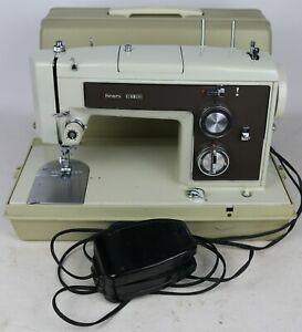 Vintage Sears Kenmore Model 158.17560 Domestic Sewing Machine - Tested/Working