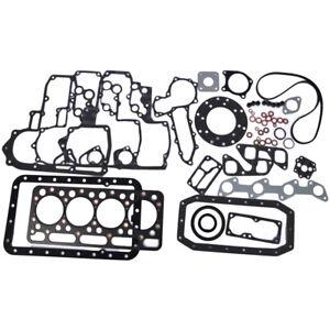 V1902 Full Gasket Kit For Kubota Replaces 07916-24305 07916-27835 US