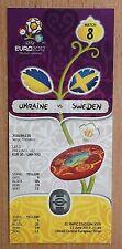 Tickets EURO-2012 Ukraine - Sweden