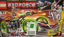 LEGO EXOFORCE 8108 Mobile Devastator Set w/ MINI FIGS & BOX MIB 100% Pieces