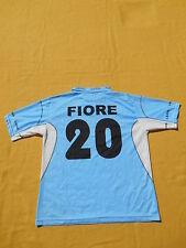 LAZIO Jersey Maillot Camiseta Maglia Fiore #20 2001 2002 Home Calcio Rome Italy